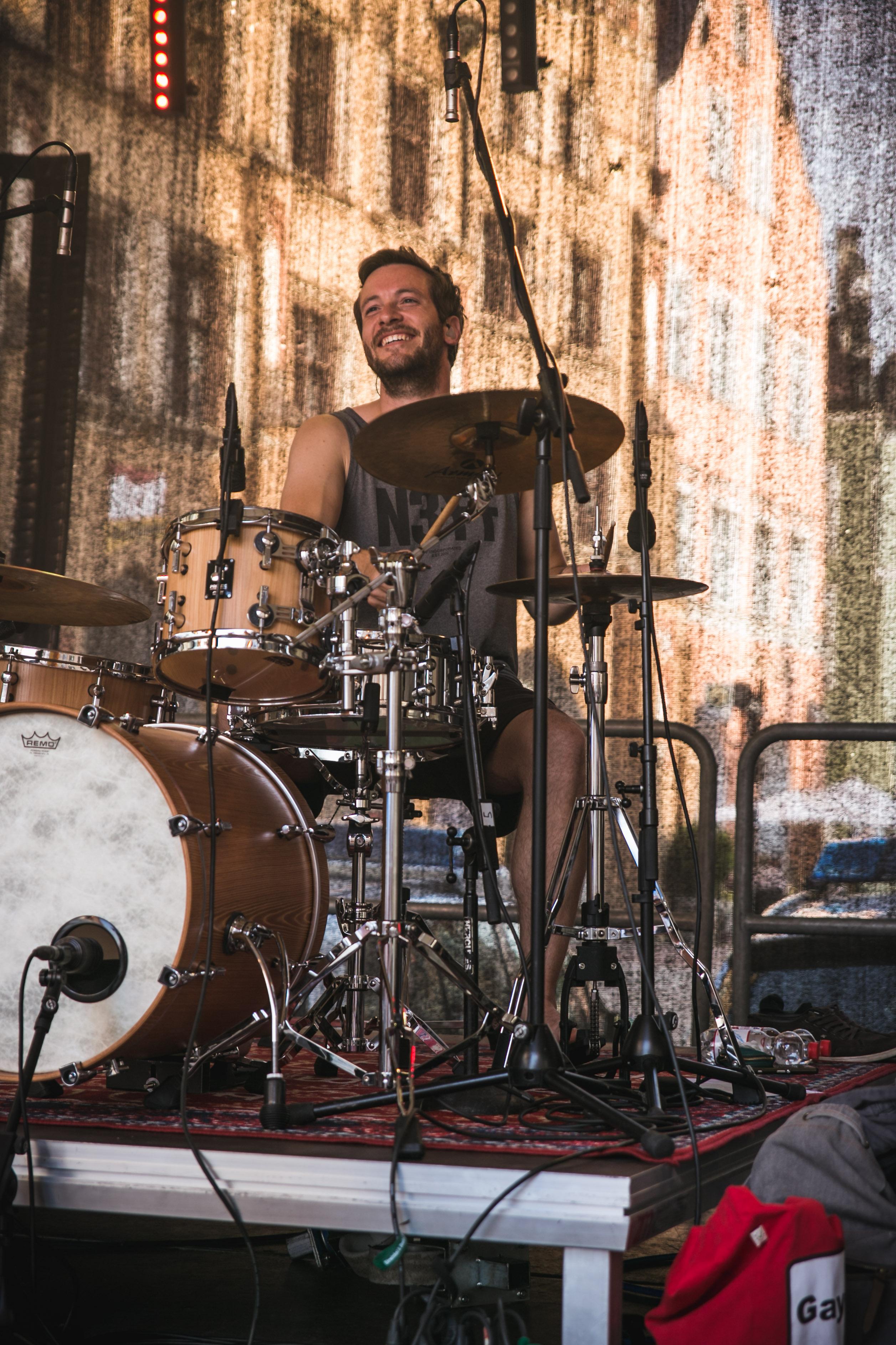 Drum-Fun mit Mich